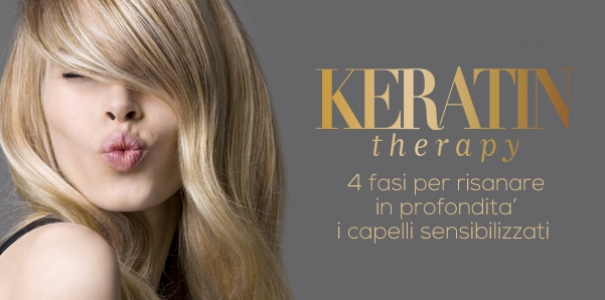 Keratin Thereapy