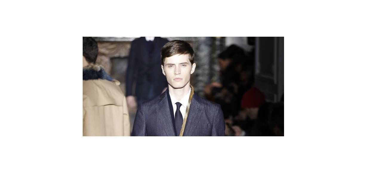 Uomo: la tendenza dandy-chic