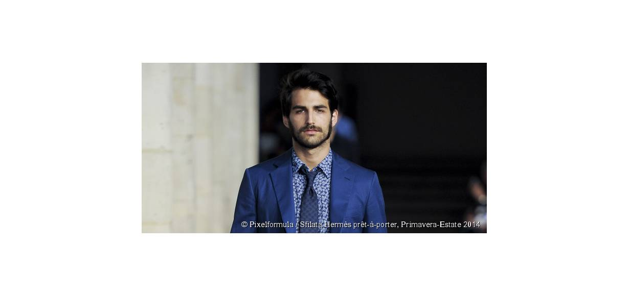 Uomo: le tendenze hairstyle Primavera-Estate 2014
