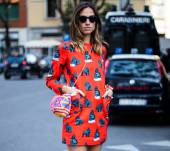 Streetstyle: illuminare il castano scuro con il Dot Light