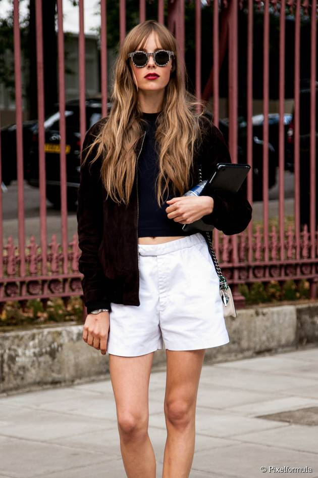 Streetstyle: I capelli lunghi wavy, so chic!