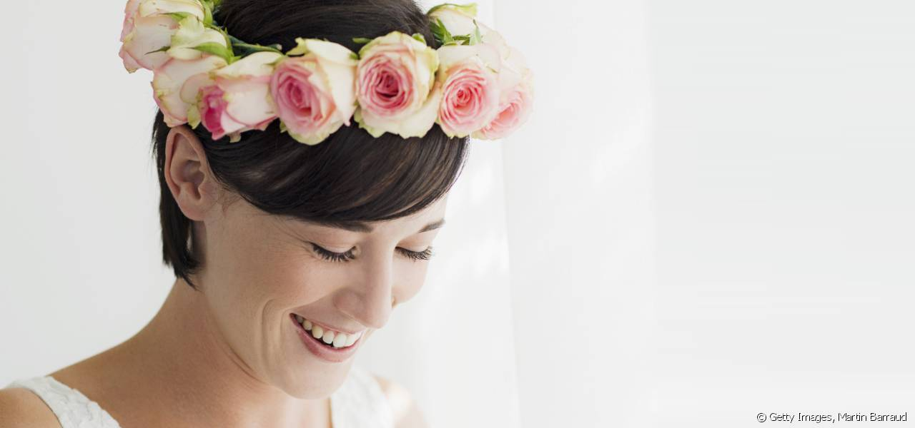 Matrimonio: come pettinarmi con i capelli corti?